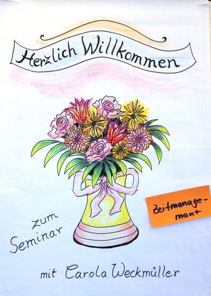 Zeitmanagement verbessern mit Craola Weckmüller